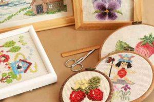 刺繍糸の種類やメーカー別の違いについて