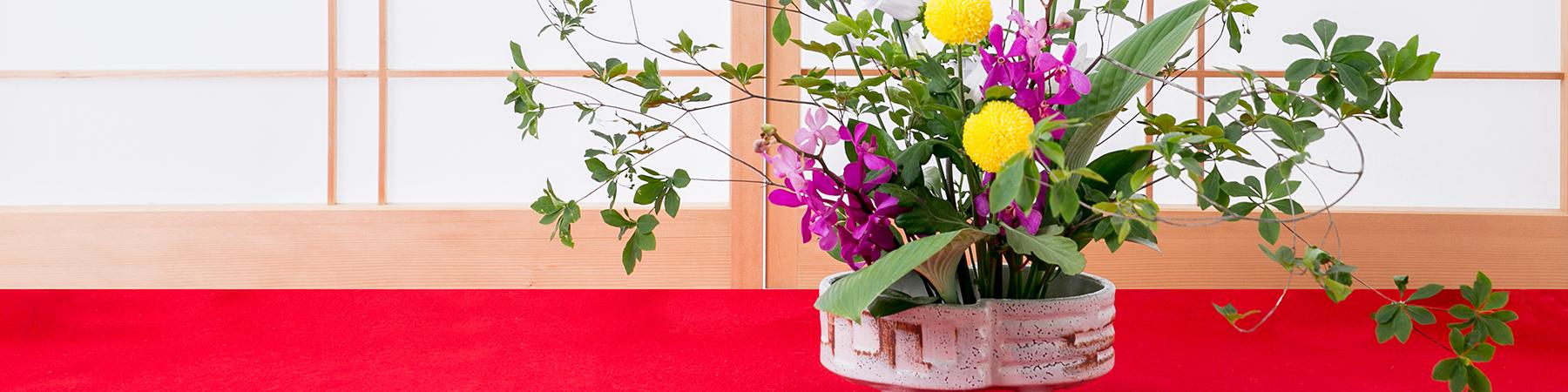日本生活環境支援協会 | 華道アドバイザー