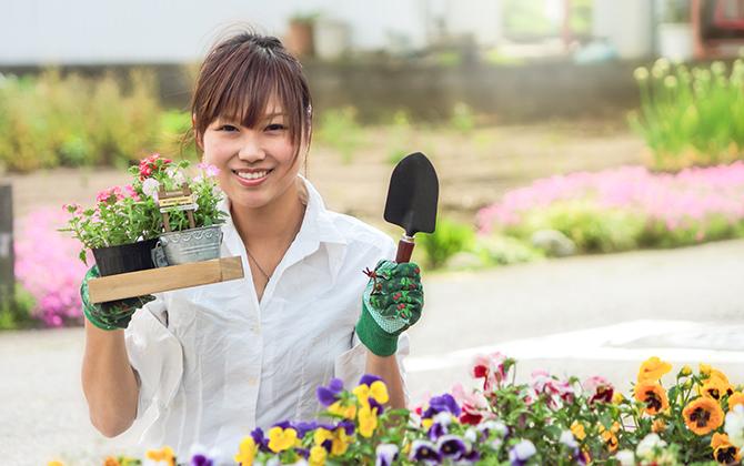 日本生活環境支援協会 | ガーデニングアドバイザー
